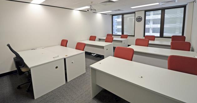 12 Person Training Room in North Sydney (S)