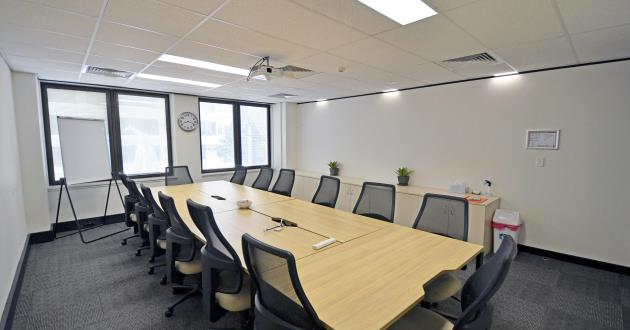 14 Person Meeting Room in North Sydney