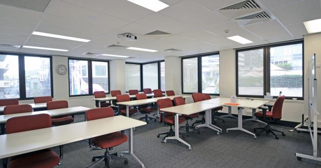 18 Person Training Room in North Sydney (R)