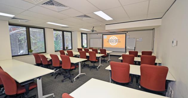 24 Person Training Room in North Sydney (G)