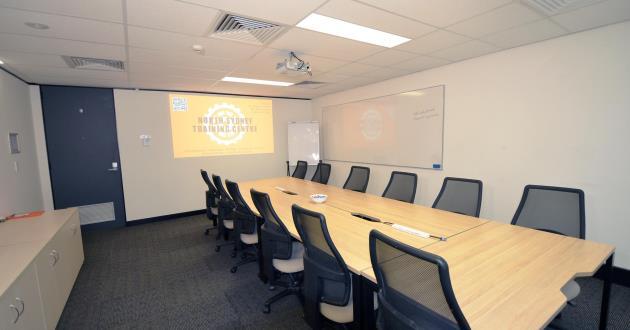 10 Person Meeting Room in North Sydney