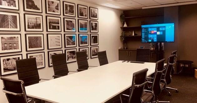 12 Person Boardroom in CBD