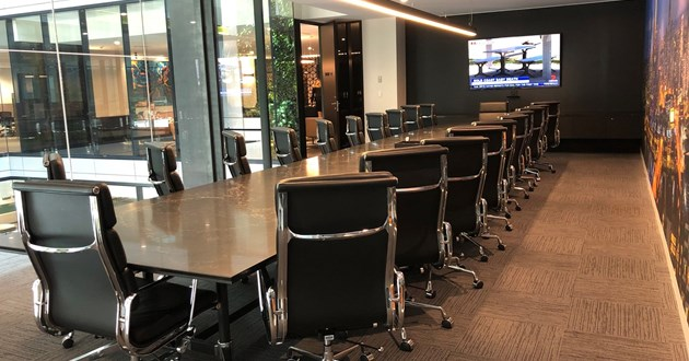Westgate - 22 Person Boardroom