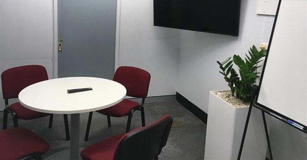 4 Person Meeting Room in Sydney CBD