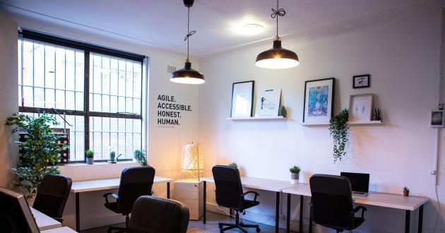 Desks in Manly