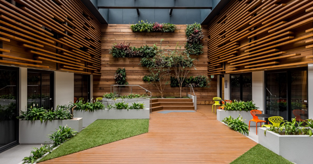 Courtyard Event Space