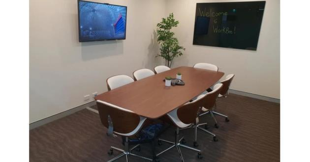 8 Person Meeting Room in St Leonards