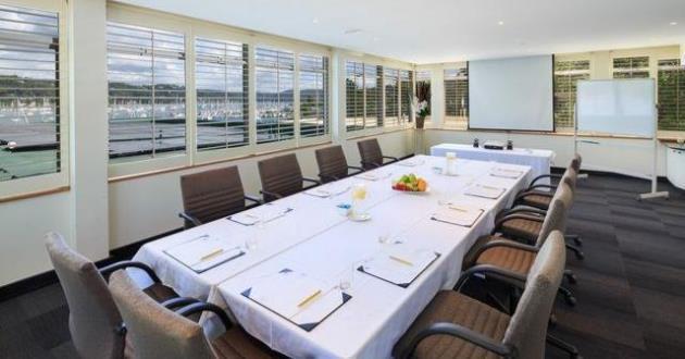 Natural Light-filled Boardroom (Mirage)