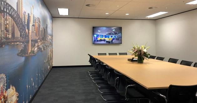 Acqua | 20 Person Training Room