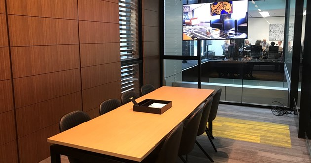 Aria | 8 Person Meeting Room