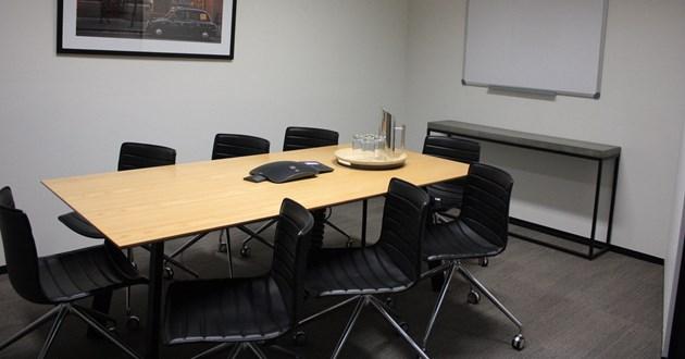 8 Person Boardroom in Sydney CBD