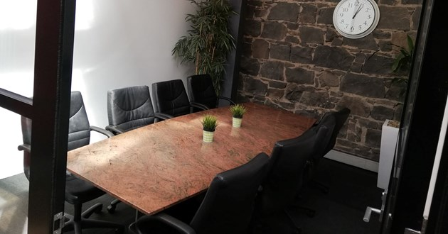 Bamboo Leaf - Boardroom for 10 - Southern Cross