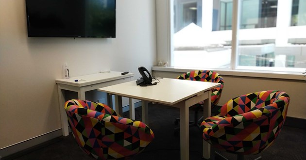 4 Person Meeting Space in North Sydney