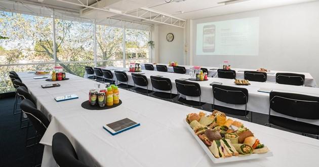 Meeting/Training Room in Crows Nest (Orange)
