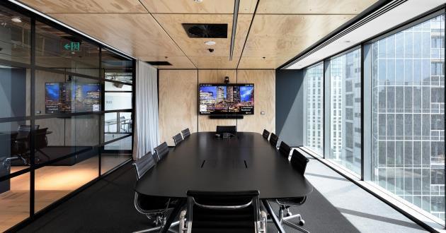 The Boardroom | 19.02 - 12-14 Person Boardroom in Southbank