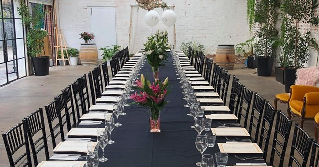 Covered Private Meeting/ Workshop/ Event Space