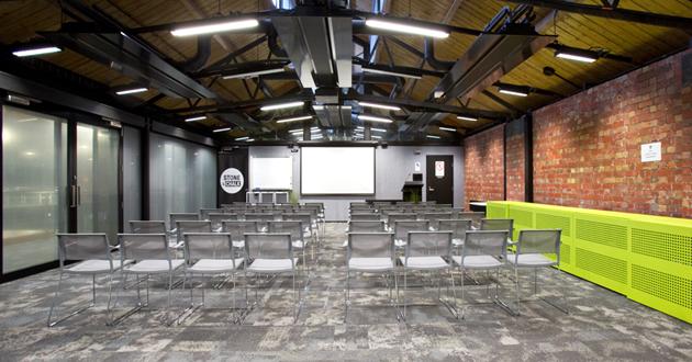 40 - 110 Person Event Space (The Studio)