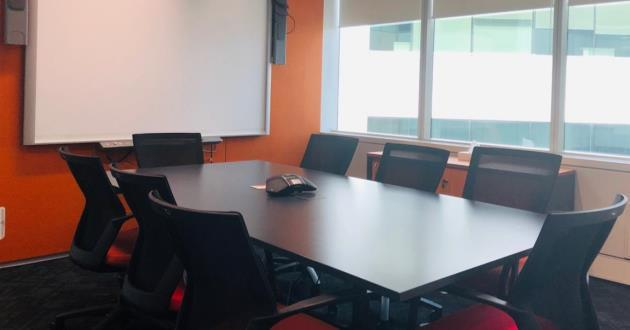 8 Person Boardroom in Chatswood