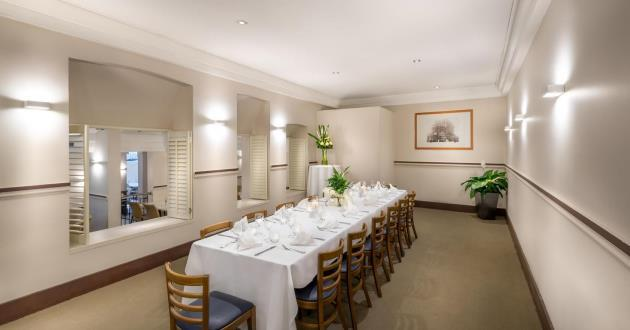 The Matthew Flinders Room