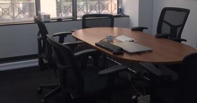 6 Person Boardroom in Melbourne