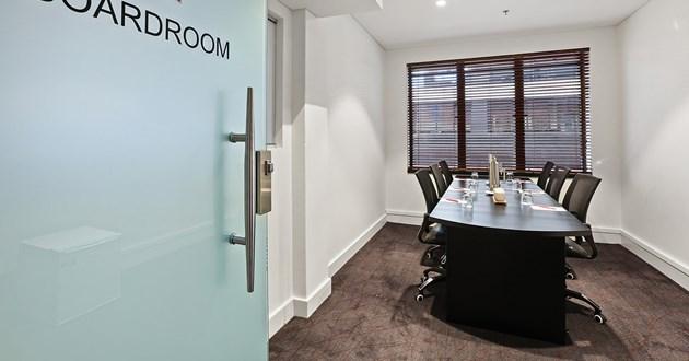 8 Person Boardroom