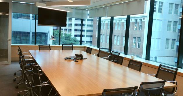 16 Person Boardroom in Brisbane CBD