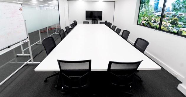 16 Person Light-Filled Boardroom (Attain Boardroom)