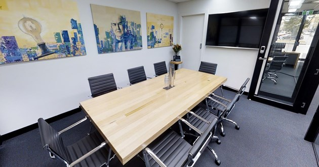 8 Person Meeting Room in Carlton