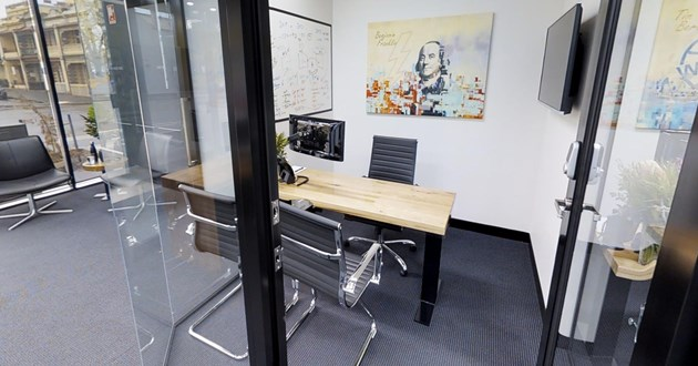 3 Person Meeting Room in Carlton