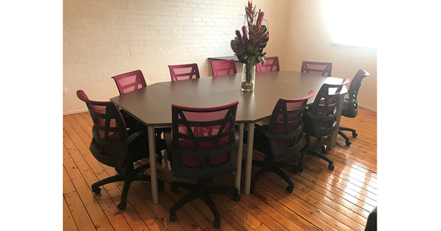 10 Person Board Room in Mittagong