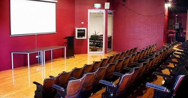 55 Person Seminar Theatre in Mittagong
