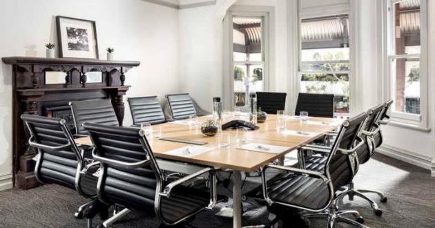 The Walsh Boardroom