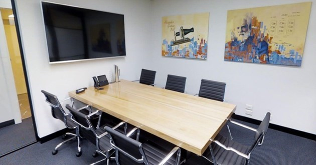 Boardroom for 8 (Bell)