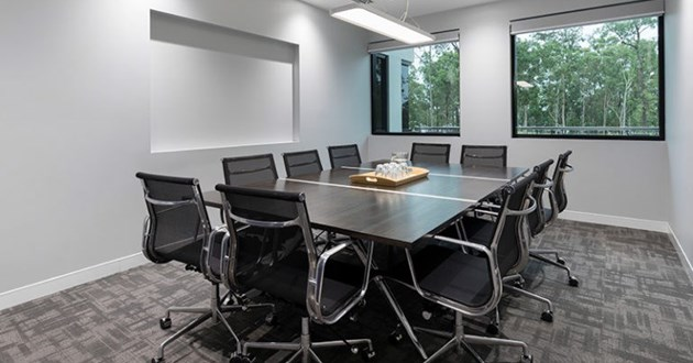 10 Person Boardroom in Brookwater