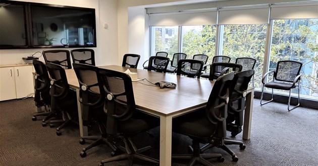 12+ Person Boardroom in North Sydney