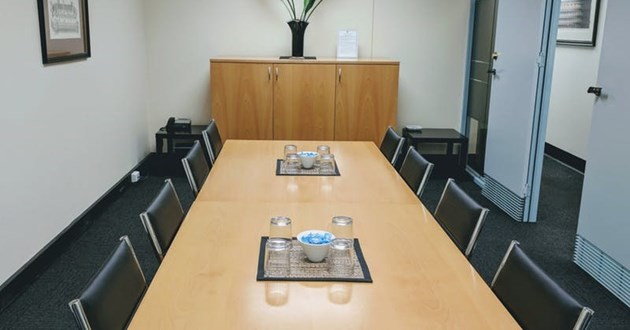 12 Person Meeting Room in Adelaide