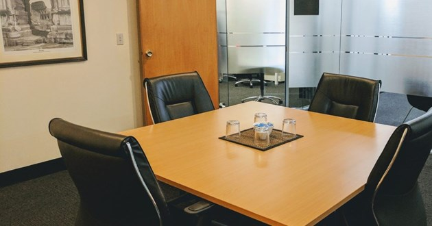 8 Person Meeting Room in Adelaide
