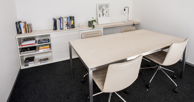 4 Person Meeting Room in Footscray