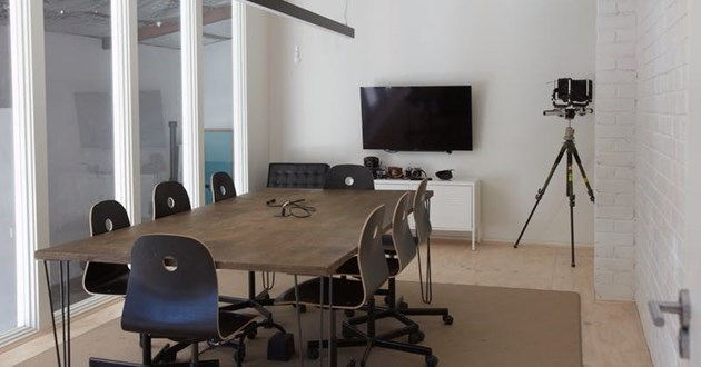 8 Person Meeting Room in Clifton Hill