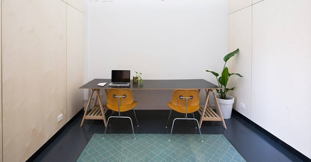 2 Person Creative Meeting Space in Footscray