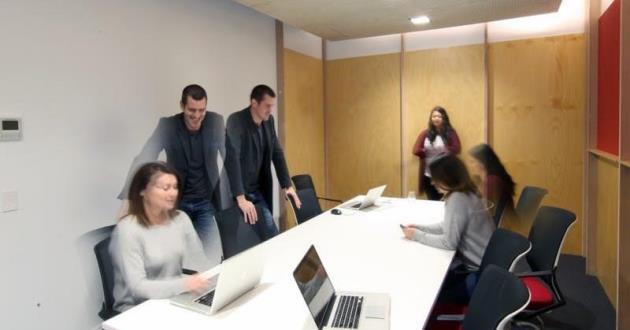 8 Person Boardroom in Perth