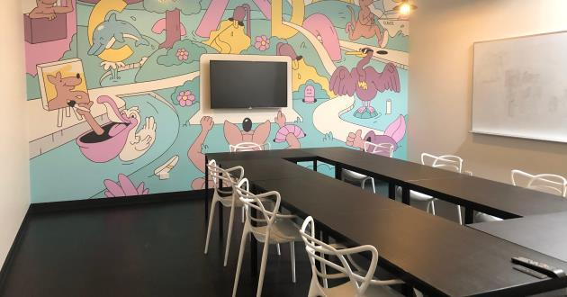 16 Person Meeting Room in Perth