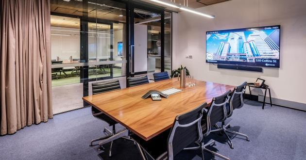 6 Person Meeting Room in Melbourne