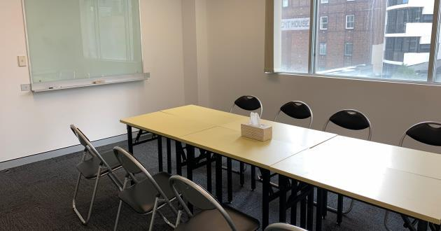 8 -10 Person Meeting Room next to Town Hall Station