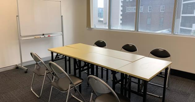 6-8 Person Meeting Room next to Town Hall Station