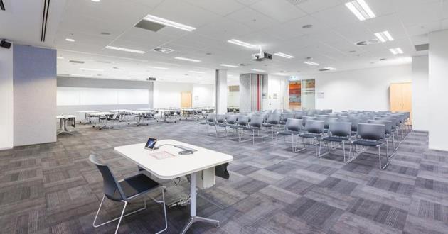 80 Person Training Room (K/Y)