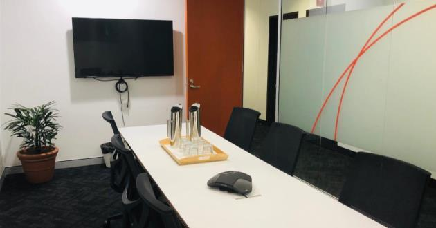6 Person Meeting Room in Chatswood