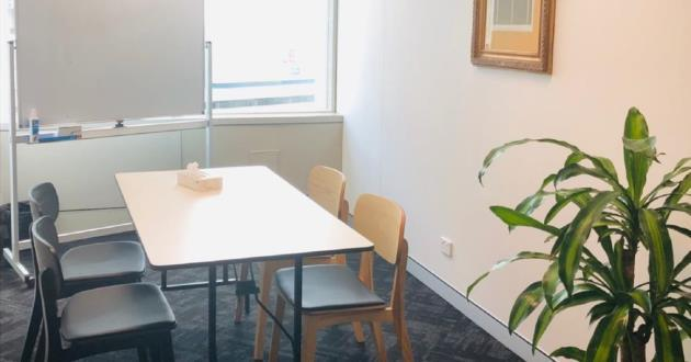 4 Person Meeting Room in Chatswood