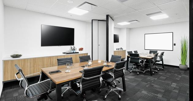 6 Person Meeting Space in CBD