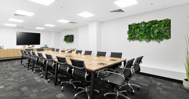 20 Person Boardroom in Sydney CBD